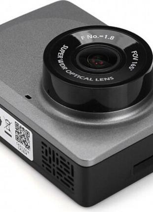 Видеорегистратор Xiaomi YI Smart Dash Camera SHD Gray Global