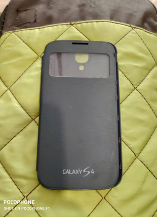 Чехол книжка для Samsung galaxy s4