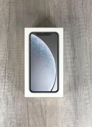 **New**Apple iPhone XR White 64Gb #1211