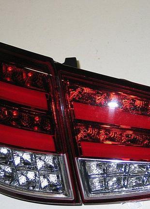 Фонари Hyundai IX35 Led тюнинг оптика