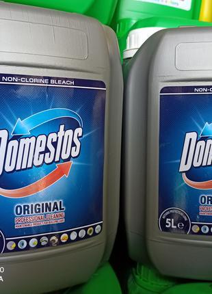 Domestos 5л. Универсальный Концентрат - Гель для уборки Доместос