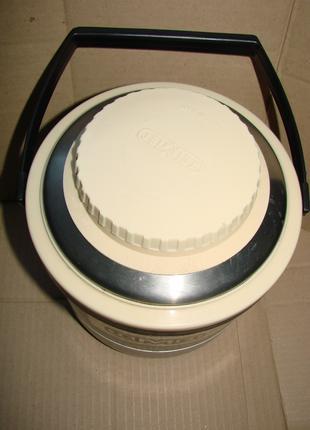 Термос из нержавеющей стали ТЕМЕТ, объем 3 литра, йогуртница