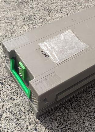 Коробка пластмассовая ящик с замочком