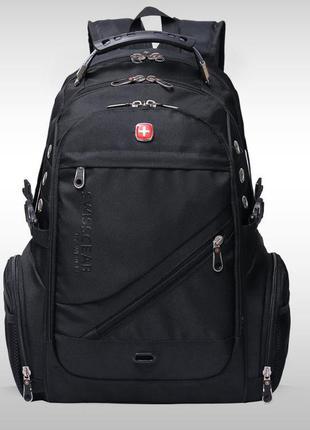 Качественный рюкзак swissgear 8810-3 + дождевик