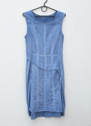 Летнее легкое винтажное платье 🌿