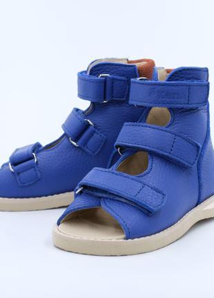 Люкс детская ортопедическая обувь KENA