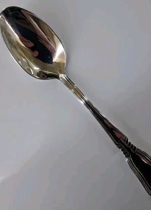 Серебряная чайная ложка КюЗ