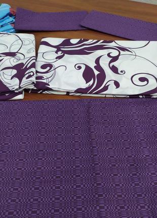Постельное белье вензеля, очень нежная ткань