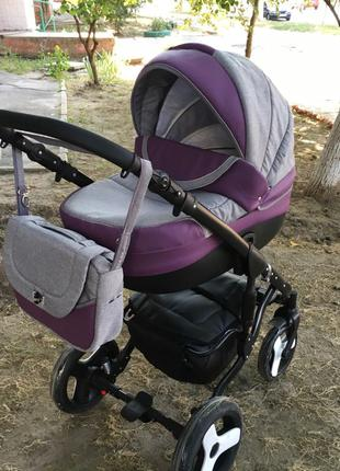 Детская коляска 2 в 1 Avila
