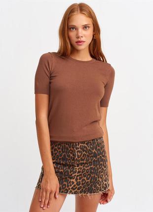 Шоколадний светр
