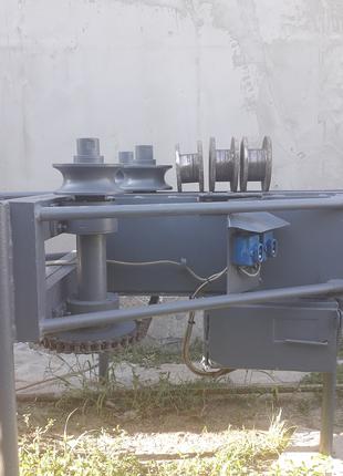Трубогибочный станок для изготовления теплиц