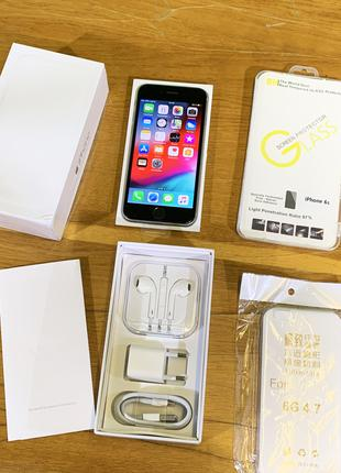 IPhone 6 Space Gray НОВЫЙ + ПОДАРКИ