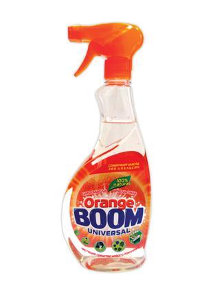 Універсальний чистячий засіб Orange Boom з олією апельсина, 650