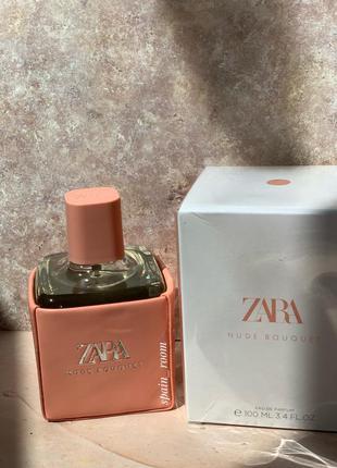 Духи zara nude bouquet /парфюм /парфуми/туалетна вода/духи зара