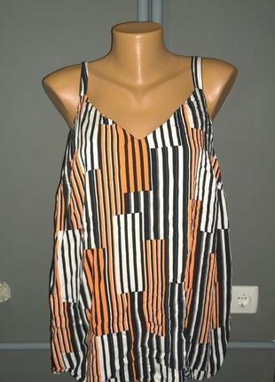 Распродажа летнего сезона!!! топ блуза кофточка большого разме...