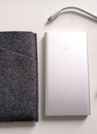 Повербанк Xiaomi mi 2 5000 mAh