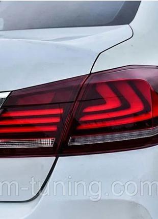 Фонари Honda Accord 9 (12-15) Аккорд Led тюнинг оптика фонарь ...