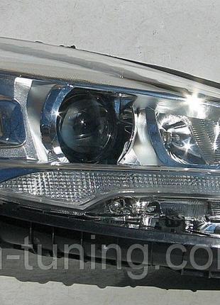 Фары Ford Kuga Escape (11-16) Led оптика ксенон Форд Куга фара...