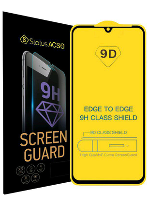 Защитное стекло 9d для Vivo Y17
