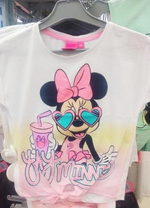 Футболка детская, футболка для девочки, футболка для дівчинки