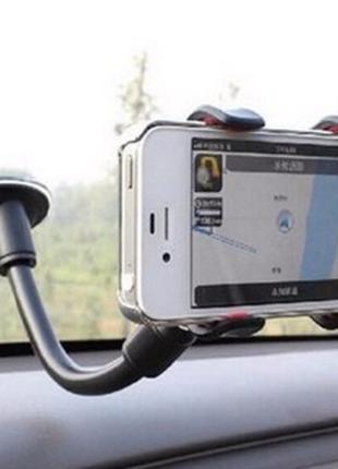 Держатель присоска для таксометра, смартфона, навигатора, планшет