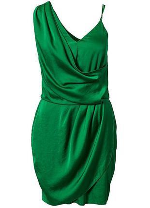 Красивое нарядное платье от river island  р.10 (36)