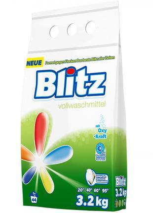 Стиральный порошок Blitz Universal универсальный 3.2 кг