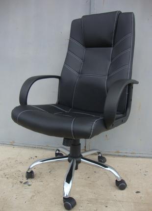 Крісло офісне керівника кресло руководителя кожаное офисное стул