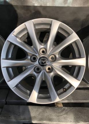 777 Оригтнальный диск 1 2 R17 5/114,3 Mazda 6