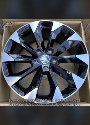 777 Новые диски R17 5/112 Audi, Volkswagen, Skoda, Mercedes