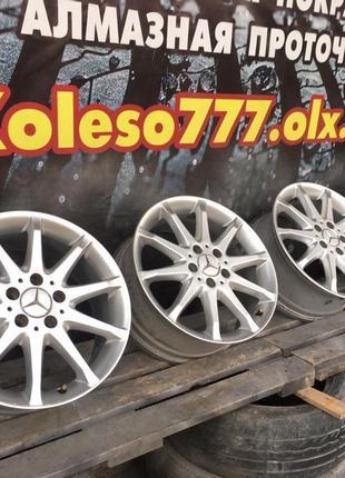 777 Оригинальные Диски R17 5/112 Mercedes, Skoda, Volkswagen, ...