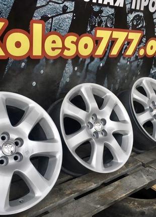 777 Оригинальные диски r17 5/100 Toyota, Subaru, Avensis, Matrix