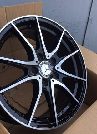 777 Новые диски R17 5/112 Mercedes, Skoda, VW, Audi