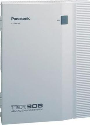 Продам аналоговую АТС Panasonic KX-TEB308UA