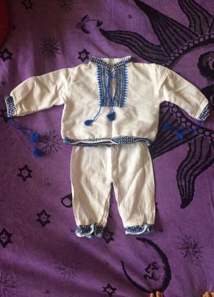 Вышиванка. Нарядный костюм.Костюм для мальчика.