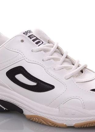 Кроссовки женские белые