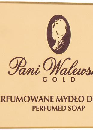 Парфюмированное мыло Pani Walewska Creamy Soap Gold 100g