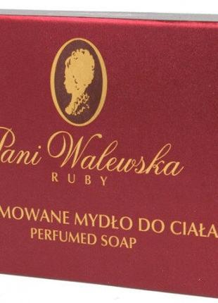 Крем-мыло парфюмированное Pani Walewska Ruby Soap