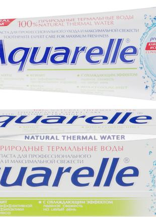 Зубная паста New Aquarelle Fresh Mint 75 ml