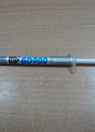 Термопаста GD 900 (1г) Теплопроводность 4.8 Вт/мК