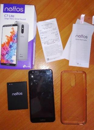 Смартфон TP-LINK Neffos C7 Lite TP7041A по запчастям