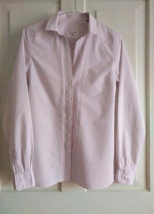Стильная рубашка Massimo dutti,