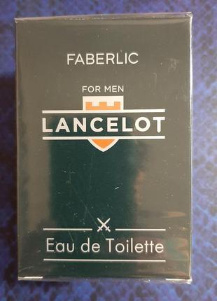 Туалетная вода faberlic lancelot