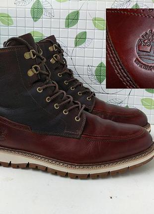 Ботинки timberland 47 ecco