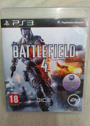 Игра Battlefield 4 для PS3 Playstation 3 диск