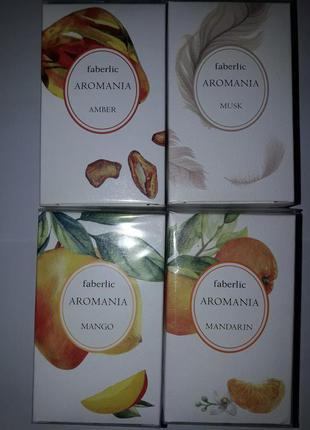 Туалетная вода для женщин #Aromania #Mango #3043 30мл