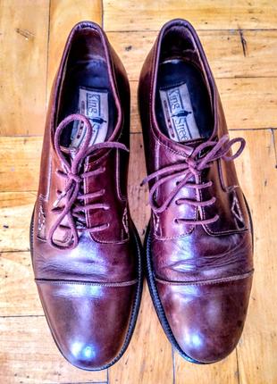 Туфли мужские из натуральной кожи King street
