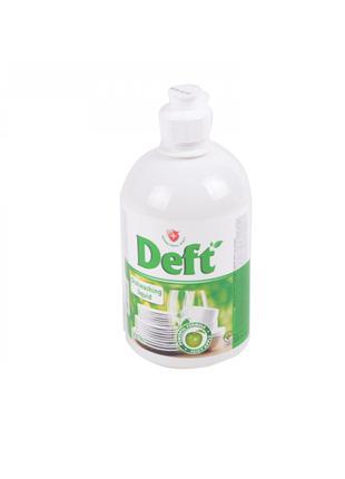Средство для мытья посуды Deft Juicy Apple жидкий 500мл