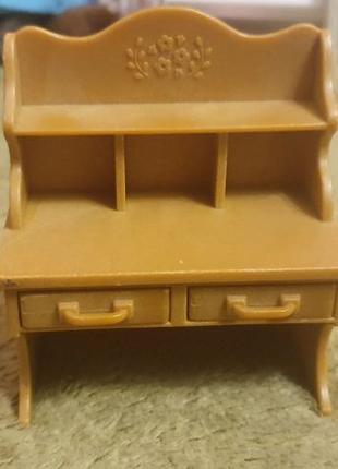 Пианино стол кухонная кровать плит сильвания sylvanian familie...