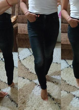 Фирменные скинни джинсы lindbergh, размер с-м
